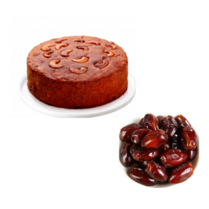 Plum Cake with 1 KG Dates